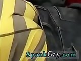 brown hair, euro, gay, sex, spanking