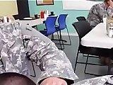 army, big cock, blow, blowjob, cock, gay, job, sex