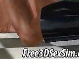 anal, cartoon, fuck, gay, hardcore, horny, office, outdoor