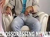 anal, blow, blowjob, crossdresser, ebony, gay, jerking, job
